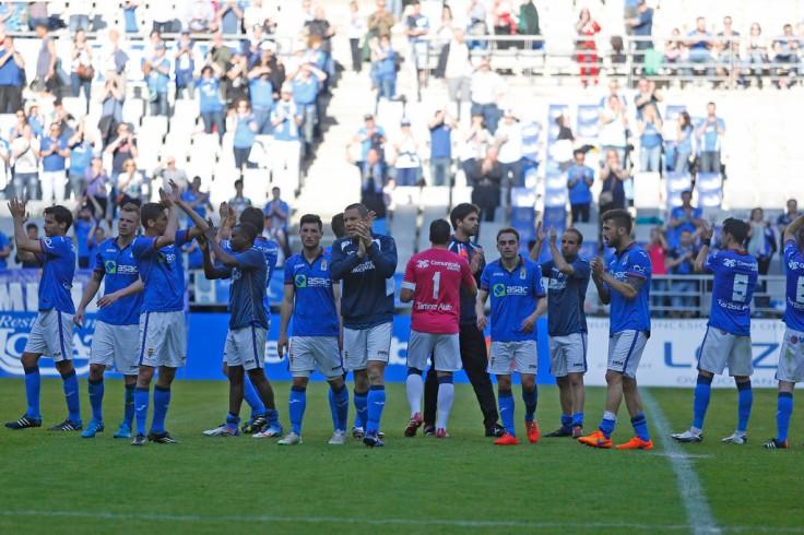 Fotografía extraída de la web del Real Oviedo