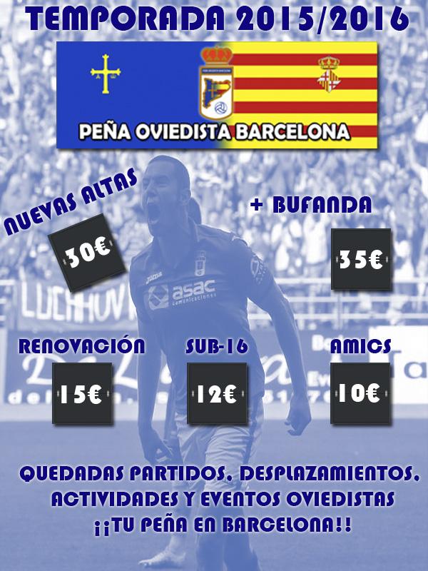 CAMPAÑA SOCIOS 15-16